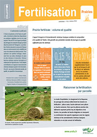 Newsletter UNIFA N4 Fertilisation AMB